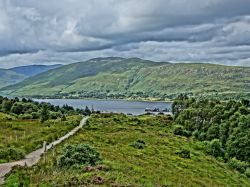 Loch Linnhe from Cow Hill