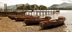 Keswick rowing boats 1