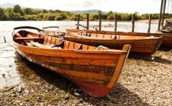 Keswick rowing boats 2