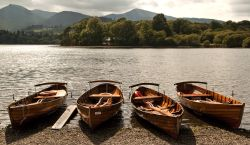 Grizedale Pike from Derwentwater