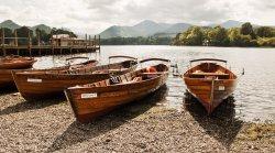 More Keswick boats