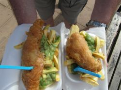 Seaside food