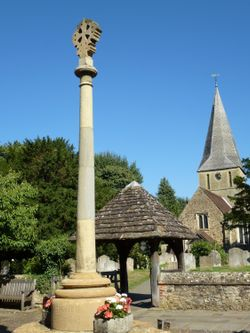 St James Church -Shere