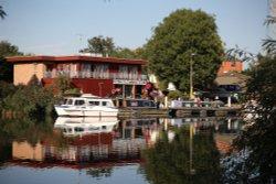 'Better Boating' Boatyard at Caversham