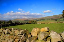 The Dales near Hawes