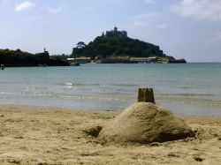 St Michaels Mount, Marazion, Cornwall