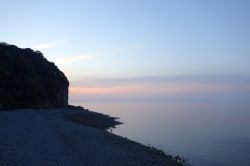 Twilight on Clovelly, Devon