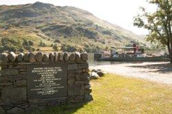 Ullswater Campbell Memorial
