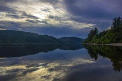 Reflections - Lake Vyrnwy