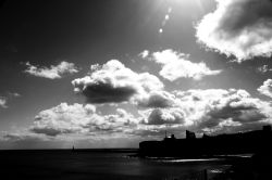 A view across Tynemouth