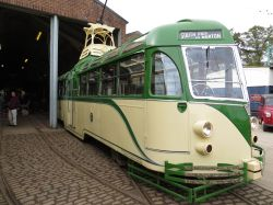 East Anglian Transport Museum  Carlton Colville