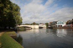 Caversham Bridge, Caversham