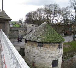 City Walls ,York