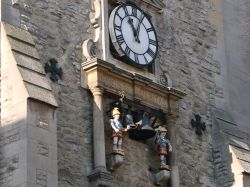 Carfax Tower Clock
