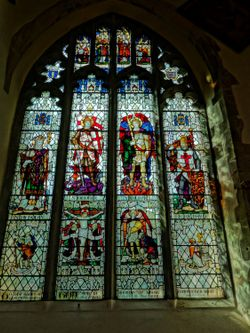 St Thomas's Church Memorial Window