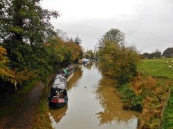 Canal at Braunston
