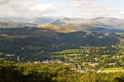 Ambleside, Loughrigg and the Pikes