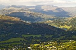 Wansfell to Rydalwater and Grasmere