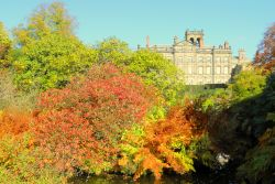 Biddulph Grange NT in Autumn