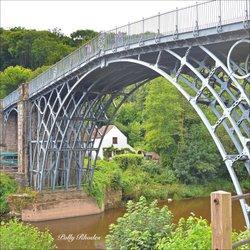 The Iron Bridge, Ironbridge, Shropshire