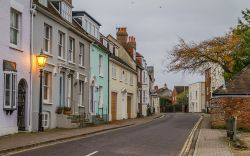 Captains Row, Lymington