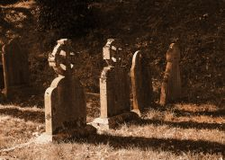 St Mary's Graveyard....Life after Death ??