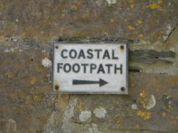 Don't forget the coastal footpath at Port Isaac