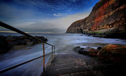 'Into the Deep' - Staithes, North Yorkshire