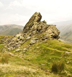 Helm Crag Summit 3