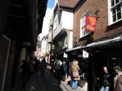 The Shambles, York, North Yorkshire
