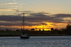 Fareham Creek and Moorings