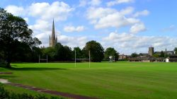 Cathedral, Playing Fields
