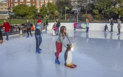 Ice rink in Bournemouth