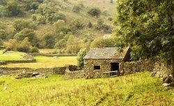 Barn near Far Easedale