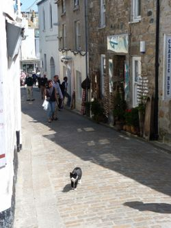 The Streets of St. Ives