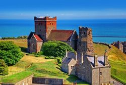 Dover Castle Church & Pharos
