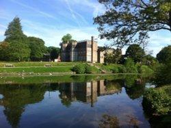 Reflections of Astley Hall, Chorley
