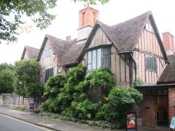 Hall's Croft, Stratford-upon-Avon - Jacobean home of Shakespeare's daughter