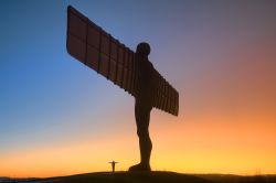 Angel of the North in Gateshead.
