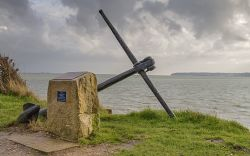 Memorial for D-Day, Lepe