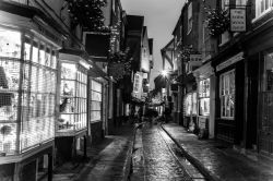The Shamble at Christmas, City of York