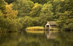Rydal Water Boathouse 1   2-10-13