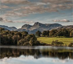 The Langdales, Lake District