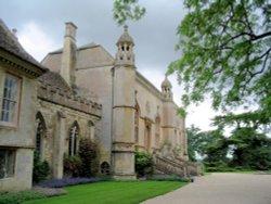 Lacock Abbey - June, 2003