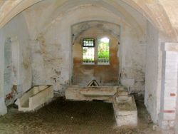 Lacock Abbey Crypt - June, 2003