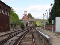 Wateringbury Railway Station