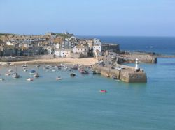 St. Ives Harbour (3) - June 2003