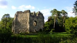 Odiham Castle, Hook, Hampshire