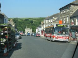 Helston, Main Street June 2003