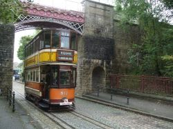 National Tram Museum, Crich, Derbyshire